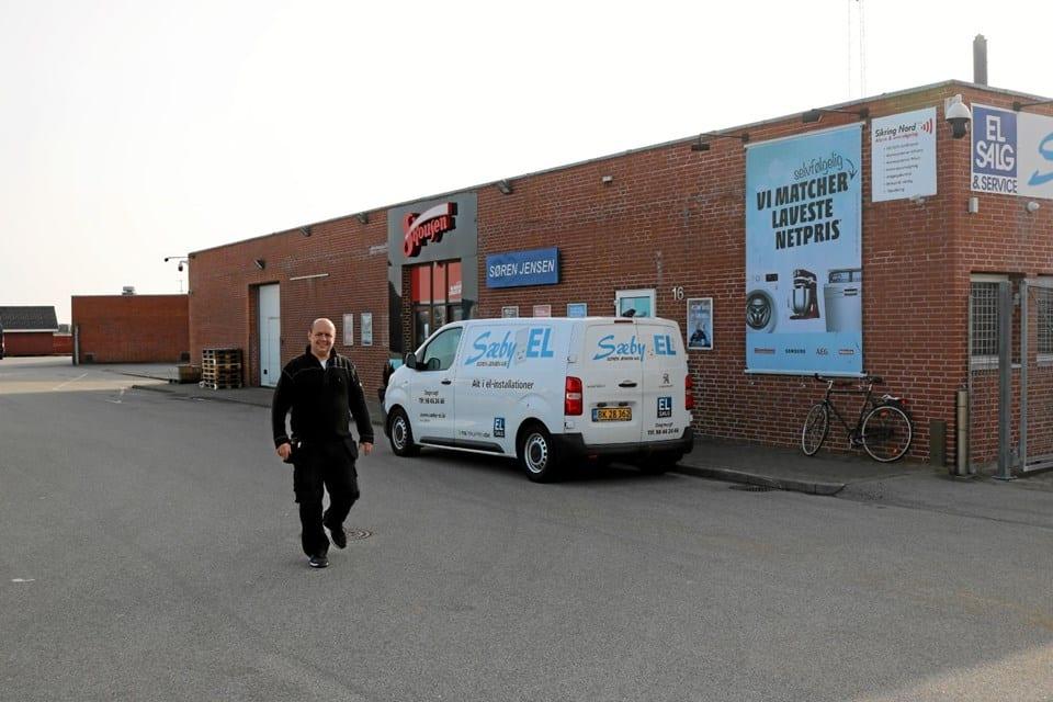 Elektriker Frederikshavn og Dronninglund