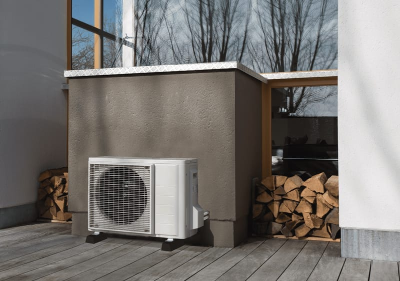 varmepumpe håndværkerfradrag Sæby