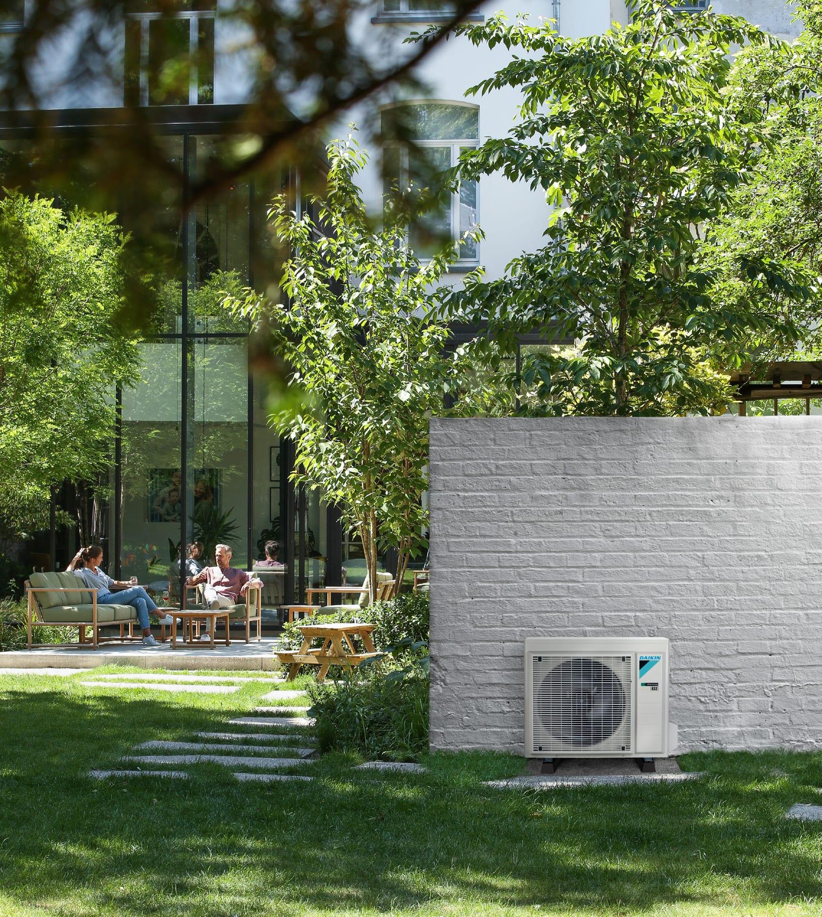 Hvorfor vælge en luft vand varmepumpe